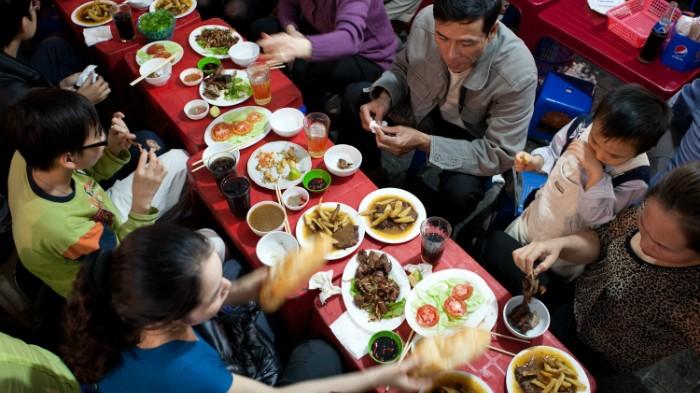 Ngày Sức khỏe thế giới 7/4/2015: An toàn thực phẩm